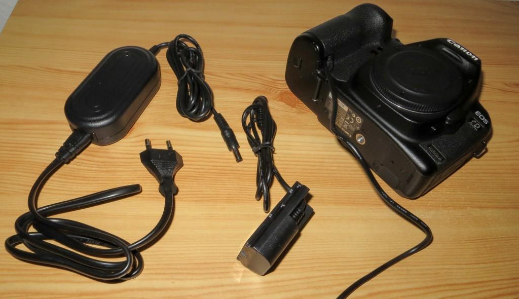 Netzadapter ACK-E6 Nachbau